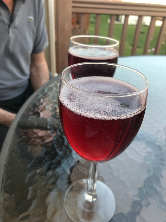 Image result for atypical60 drinks on the deck