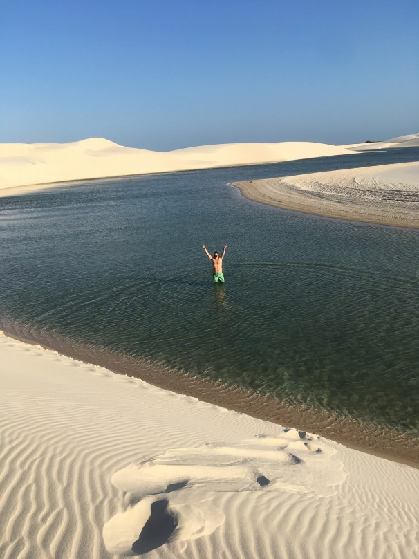 4x4 on the Lencois Maranhenses