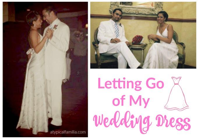 Donating My Wedding Dress Gave Me Peace