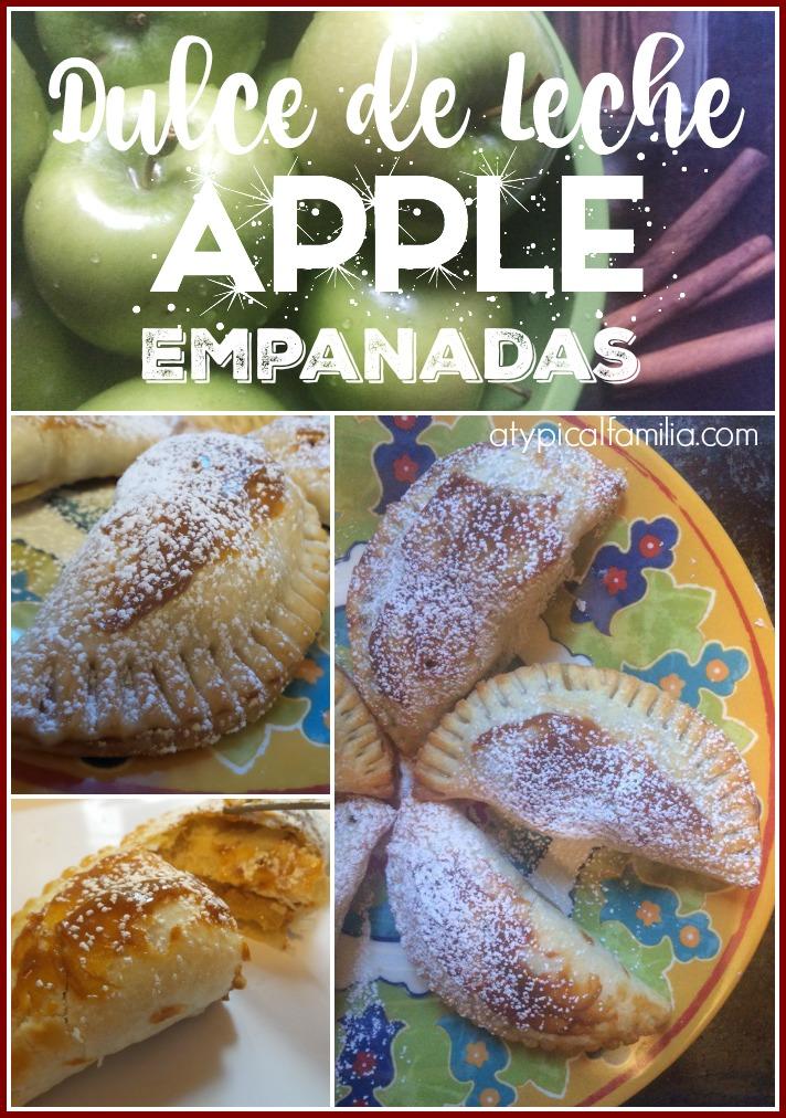 Dulce de Leche Apple Empanadas Pinterest Atypical Familia