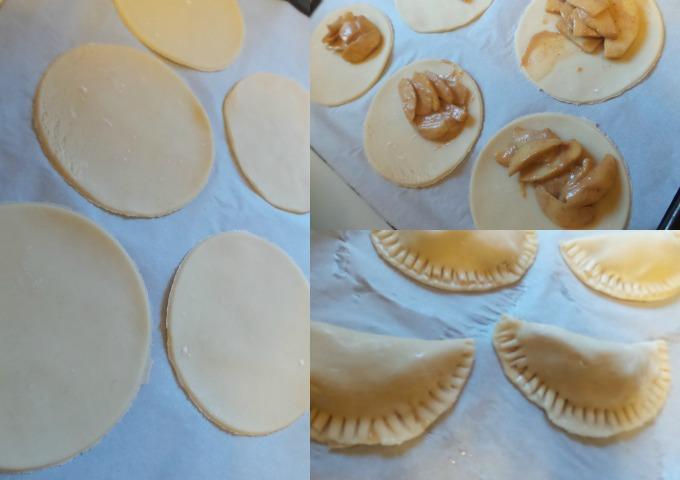 Empanada Dulce De Leche Apple Empanadas