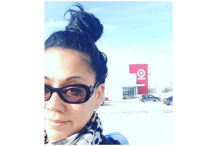 Ready to Shop at Target Lisa Quinones Fontanez Atypical Familia in the Bronx