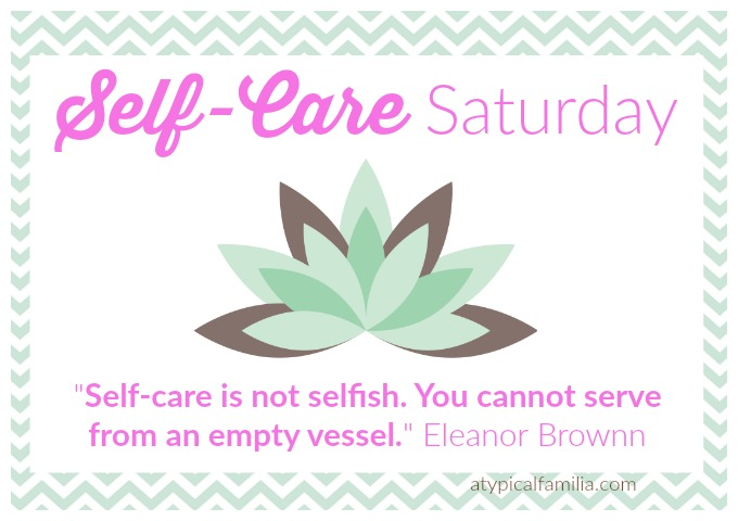 self-care-saturdays