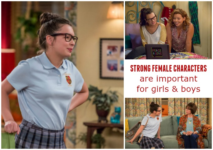 Strong Female Characters on Netflix