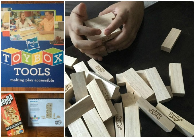 Toy Box Tools Jenga via Atypical Familia by Lisa Quinones Fontanez
