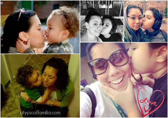 I Love You - 3 Words I Don't Often Hear via Atypical Familia by Lisa Quinones Fontanez