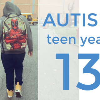Autism Teen Years Atypical Familia by Lisa Quinones