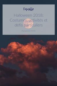 Halloween: activités sensorielles