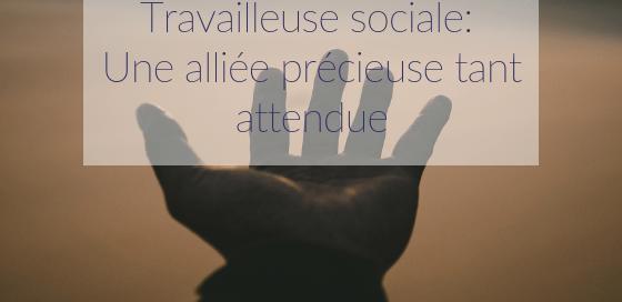 travailleuse sociale