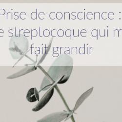 Prise de conscience : Le…