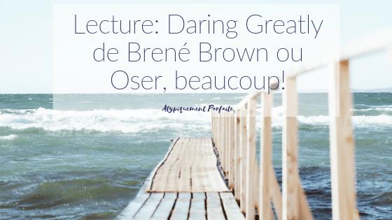 Daring Greatly de Brené Brown est un des meilleurs livres que j'ai lu de toute ma vie. C'est réellement un livre qui permet de réajuster notre vision des choses au sujet du courage et de la vulnérabilité et de leur importance dans la vie. C'est un livre à avoir avec soi, à lire et à relire. #brenébrown #daringgreatly #oser #courage #vulnerabilité #croissancepersonnelle #développementpersonnel #cheminement