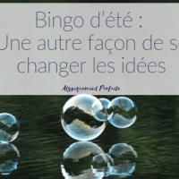 Bingo d'été : Une autre façon de se changer les idées
