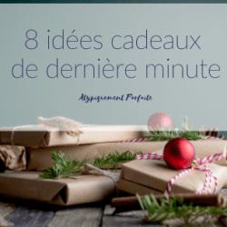 8 idées cadeaux de dernière…