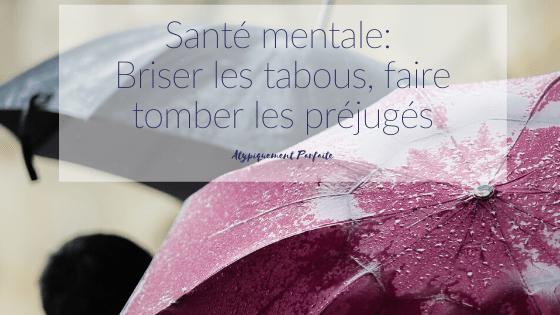 Santé mentale C'est tellement important d'en parler ouvertement. Pour arriver à casser les barrières et l'isolement, pour normaliser la chose. Ensemble, on est plus fort. #anxiété #dépression #burnout #santémentale #tabous #préjugés #jugement
