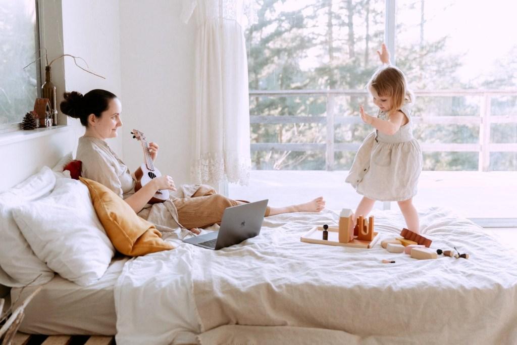 Routine. Vie de famille. Apprentissage en famille. Harmonie, sécurité, confiance en soi. atypiquementparfaite.com