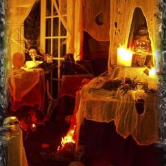 How To Decorate A Large Living Room With Little Furniture What Color Should I Paint The Halloween Fun – Article 1 | Atzimmes
