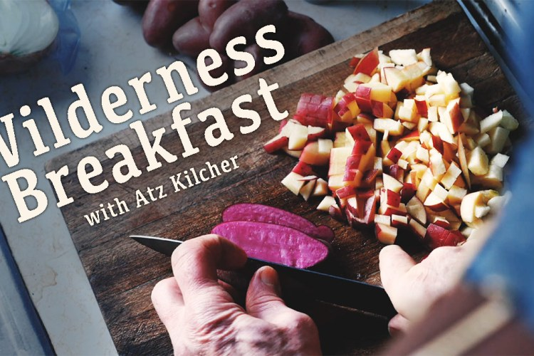 Wilderness Breakfast with Atz Kilcher