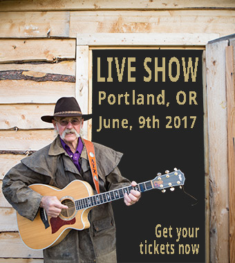 Atz kilcher live in Portland, Oregon June 9th 2017