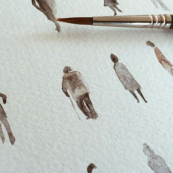 Little tiny people / Ignasi Font