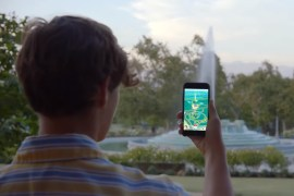 Imatge promocional de 'Pokémon Go'