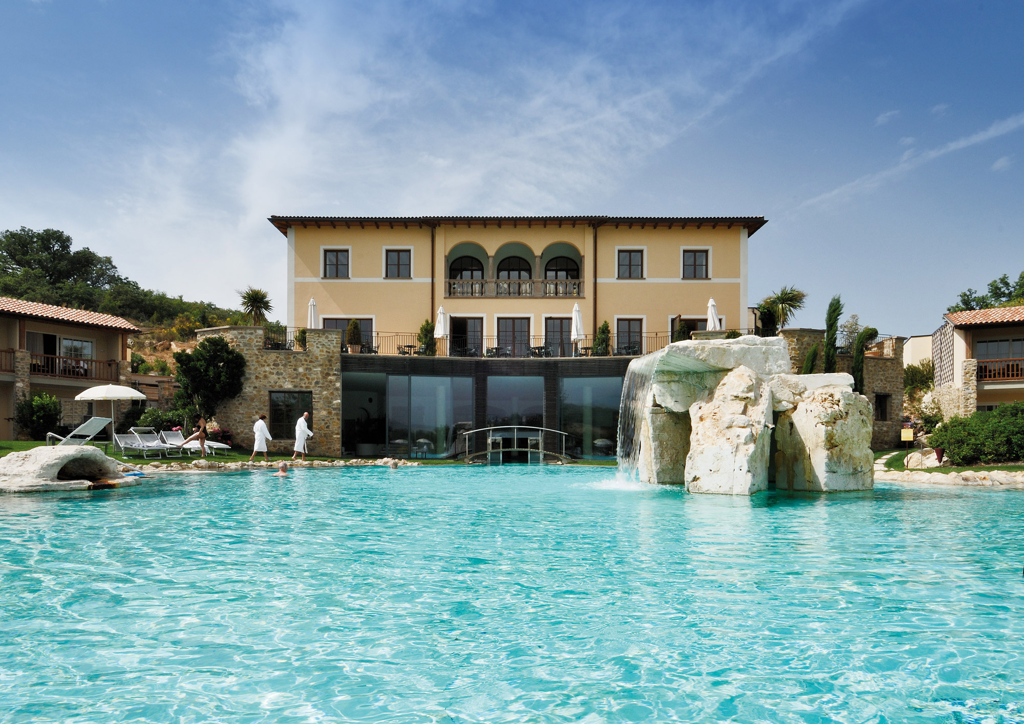 Spa hotel tuscany u star adler thermae