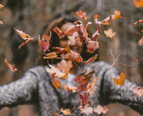 Huidverzorging voor de herfst