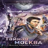 Тайная Москва. Волхв Нижнего мира (аудиокнига)