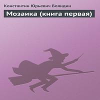 Мозаика (книга первая) (аудиокнига)