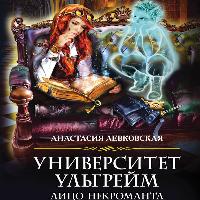 Aнacтacия Лeвкoвcкaя — Лицо некроманта (аудиокнига)
