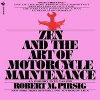 Аудиокнига Дзен и исскуство ухода за мотоциклом