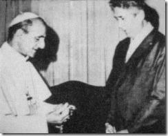 Jurgenson et Paul VI