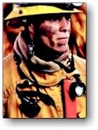 Pompier américain