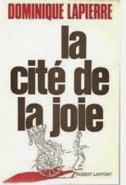 La cité de la joie de Dominique Lapierre