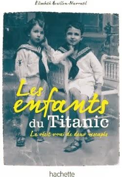 Les enfants du Titanic d'Elizabeth NAVRATIL