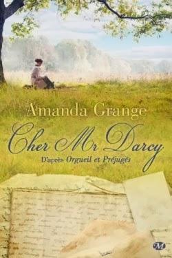 Cher Mr Darcy d'Amanda Grangé