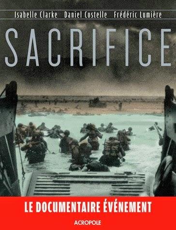 Sacrifice d'Isabelle CLARK, Daniel COSTELLE et Frédéric LUMIERE