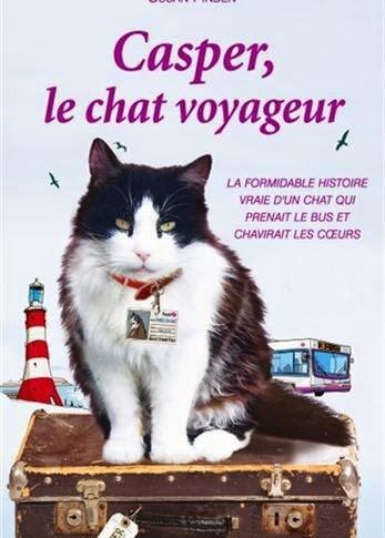 Casper, le chat voyageur de Susan FINDEN