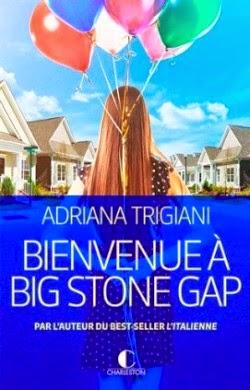 Bienvenue à Big Stone Gap d'Adriana TRIGIANI