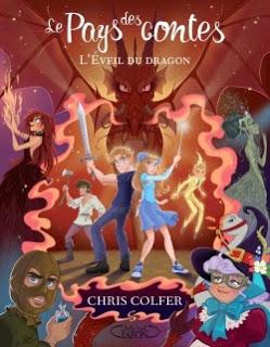 Le pays des contes tome 3: L'éveil du dragon de Chris COLFER