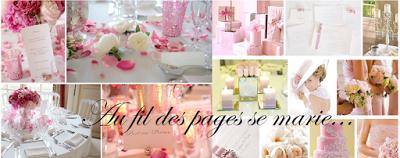 Au fil des pages se marie….