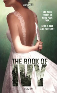 The book of Ivy d'Amy ANGEL