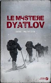 Le mystère Dyatlov d'Anna MATVEEVA