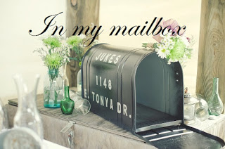 In my mailbox (192)