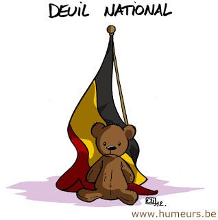 Je suis Bruxelles….