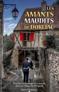 Les amants maudits de Dorliac de Martial MAURY