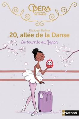 20, allée de la danse tomes 7 et 8 d'Elizabeth BARFETY