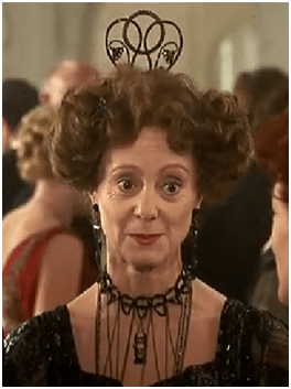 actrice jouant le rôle de Lucy Duff Gordon, dans le film de James Cameron
