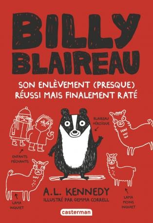 Billy Blaireau d'Alison Louise KENNEDY