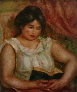 Pierre-Auguste_Renoir_-_Gabrielle_lisant