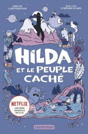 Hilda et le peuple caché de Stephen DAVIES